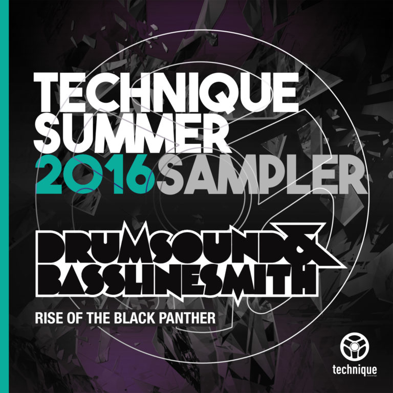 Drumsound & Bassline Smith – Rise Of The Black Panther [Friction Premiere]