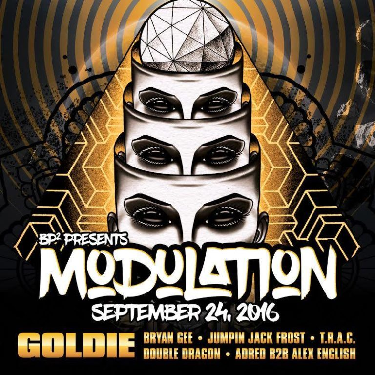 Win 2 tickets to Modulation in NYC FT. Goldie, JJ Frost, Bryan Gee and more