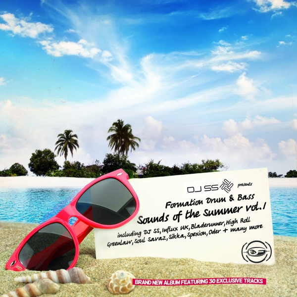 DJ SS presents Formation – Drum & Bass Sounds of the Summer Vol. 1 – Formation Records