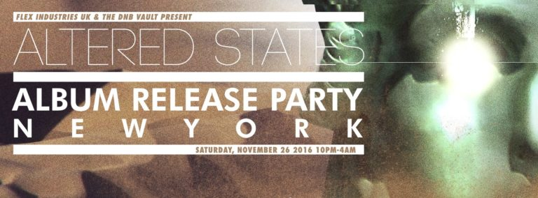 Win 2 tickets to the Altered States LP Release Party in NYC!