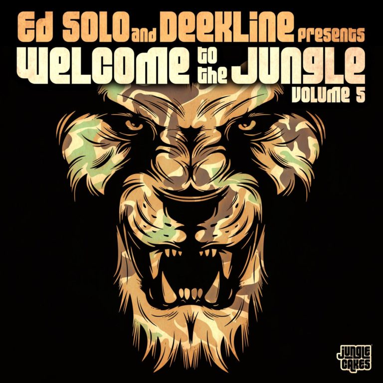 Various Artists – Welcome to the Jungle Vol. 5 [Jungle Cakes] FREE TUNE!