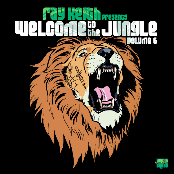 Various Artists – Welcome to the Jungle Vol. 6  [Jungle Cakes]