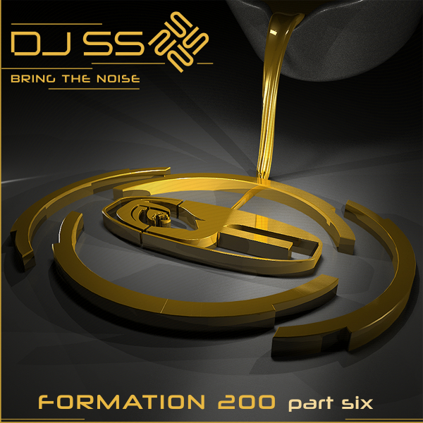 Dj SS – Bring The Noise – Formation Records.