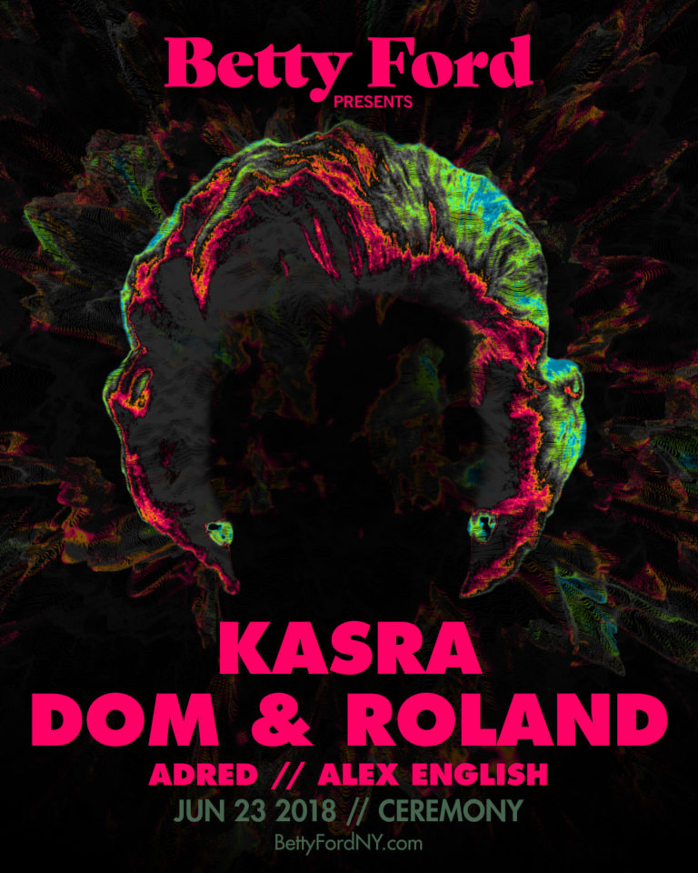 Win 2 tickets to see Kasra , Dom & Roland and more in NYC!