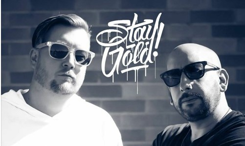 Stream the latest DJ Mix by The Burner Brothers for Stay Gold Records NYC