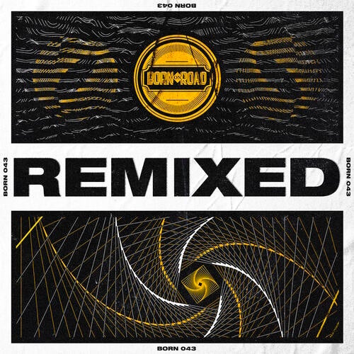 Various Artists – Born On Road – Remixed