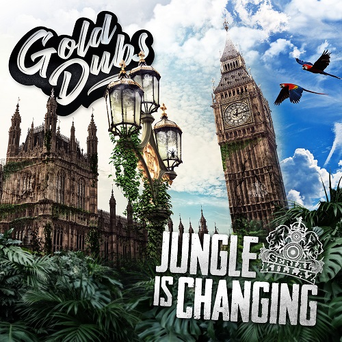 Gold Dubs – Jungle is Changing – Interview
