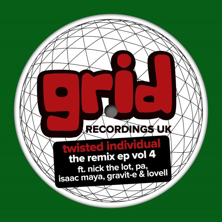 Twisted Individual – The Remix EP vol. 4 – Grid Recordings UK