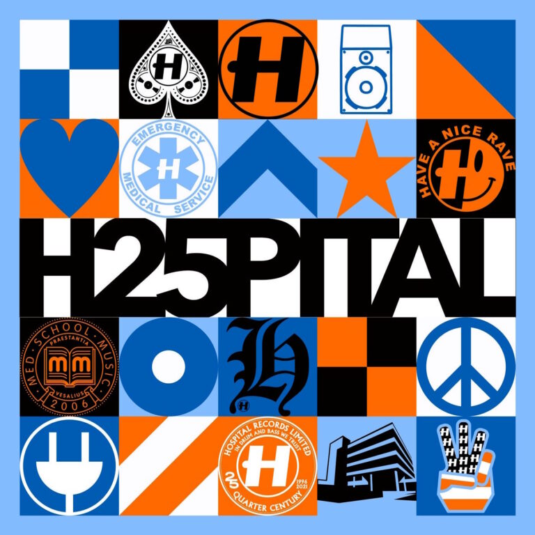 Various Artists – H25PITAL – Hospital Records